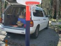 Basketball hoop for sale, Little Tykes brand. In good