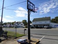 "New ""Lifetime"" Complete Basketball system with a 48"""