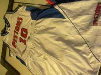 I have 11 nice home & away Jerseys White Home with