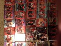 I have 330 basketball cards. 93 of these cards are