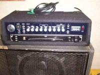 SWR working mans bass amplifier. Very good condition