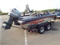 Offering My 1994 ProCraft Bass boat 19', 200hp Mariner