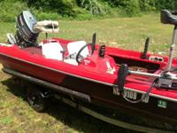 Wow. ... Nice Bass Boat for Sale 14.5 ft - 1981