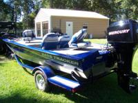 We have a 2006 17.5 Ft. Bass Tracker watercraft for
