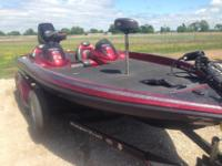 2009 Ranger Z520 with 250 Mercury Pro XS outboard,