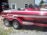 """""BASS BOAT ZX200 SKEETER LIKE NEW 142 HOURS"