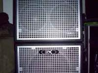 For sale is a GK NEO 2x10 & 1x15-III. The 115-III is