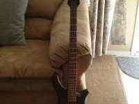 #1) Asline Dane Bass $250.00 Used Lightly and cared