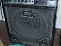 peavey max 115 - used but in wonderful playing and