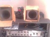 Marshall MB Series / B30 Ampeg SVT 610 Classic Series