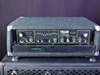 This rig consists of of a Trace Elliot AH400smx, 400
