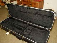Great contition Road case. I used it for my bass but it