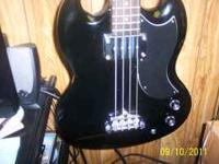 HI. I HAVE FOUR BASS GUITARS. YOUR CHOICE $100.00 EACH