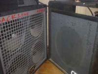 gallien krueger backline 250 bass head 160... GK