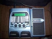 DIGITECH BP 200 has a multitude of things that can be