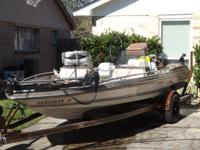 i have a terrific bass boat for sale brand-new tires,