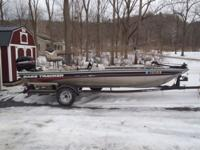 Nice 2001 package, model Pro Team 185 XT, has 50-HP