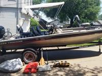 2006 Pro Crappie 175 is designed for the needs of