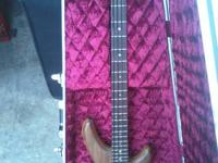 David eden 410 $500 obo Dean 5 string bass with hsc