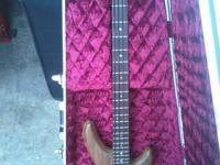 David eden 410 $500 obo Dean 5 string bass with hsc