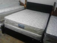 Mattress Set NOT INCLUDED! This Set Includes The Bed,