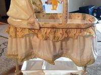 Bassinet $40. The electronics don't work however can if