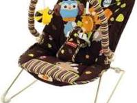 Fisher Price Woodland animal swing-$50.00 OBO Fisher