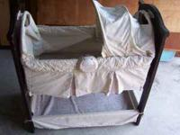 Bassinet is in good condition, clean. call  Location: