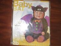 Lil Characters InCharacter Unisex-baby Infant Baby Bat
