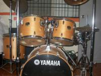 Description bateria yamaha stage custom en muy buenas