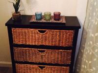 Type:Bathroom Nice table with drawers for a bathroom or
