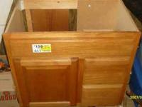 bathroom vanity great fit for a Mobile home call me at