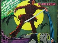 Batman# 189 February 1967 Silver Age KEY 1st Silver Age