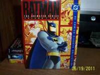 This is the 4 disc set of Batman The Animated Series