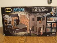 This is a vintage Hasbro/Kenner Shadow Cast Batman