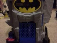 This is the Batman Cave for only $15. It folds for easy