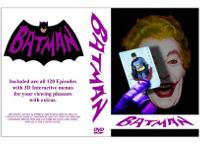 This the complete 1966 Batman series these are of the