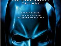 Selling brand new batman trilogy still sealed for