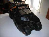 1:16 Batman: The Dark Knight Tumbler Batmoble $10