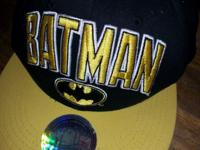 I am selling a Batman hat that I got a few months ago