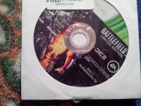 battlefield 3 for xbox 360,game is like new ,excellent