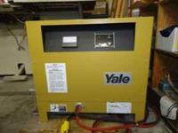 12 VOLT SINGLE PHASE PALLET JACK Battery Charger