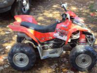 battery 4 wheeler