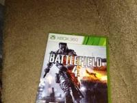 I'm selling my battle field 4 Brand brand-new, never