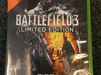 Battlefield 3 Limited Edition XBOX 360 Video Game