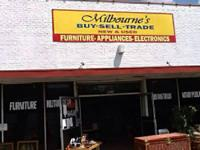 Many items are 5.00 and up MILBOURNE'S Variety Sales -