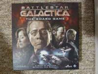 Battlestar Galactica: The Board Game, based on the hit