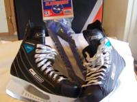 Hockey Skates Sz US9.5 Used 1 time at McMillen Ice