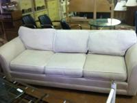 Bauhaus Sofa Couch $85 Mint Condition Chabad Thrift