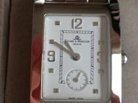 Baume and Mercier Hampton Classic guys's watch in LIKE